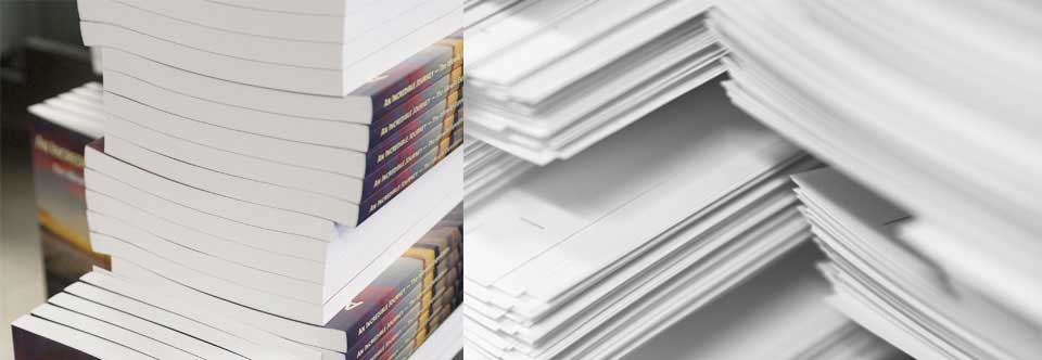 Soft cover books banner